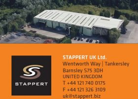 STAPPERT UK new location